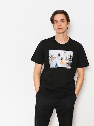 T-shirt adidas City Photo (black)