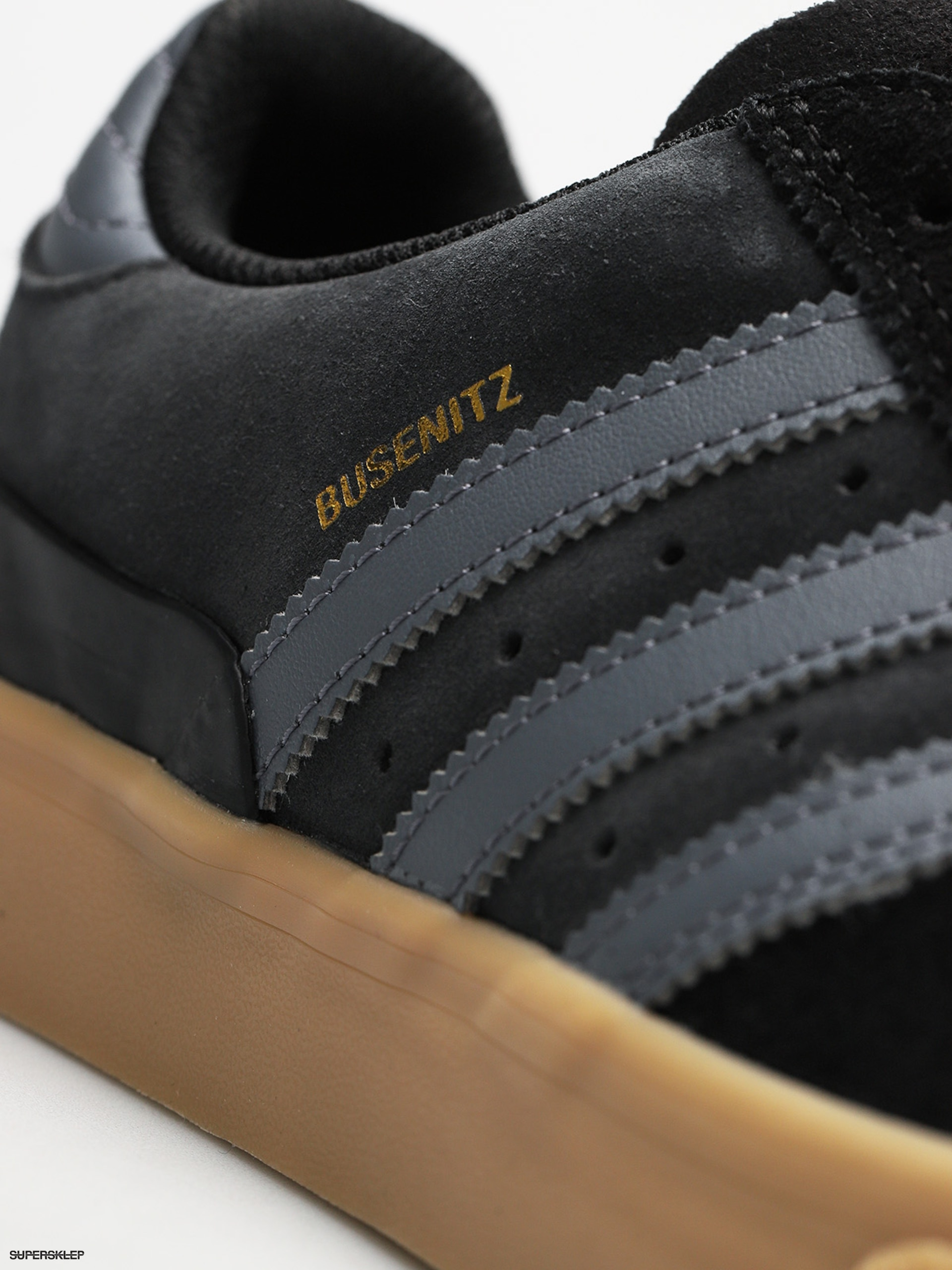 Buty adidas Busenitz Vulc (core blackonixgum4)
