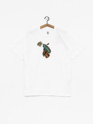 T-shirt Turbokolor Beach Pack Ray Gun (white)