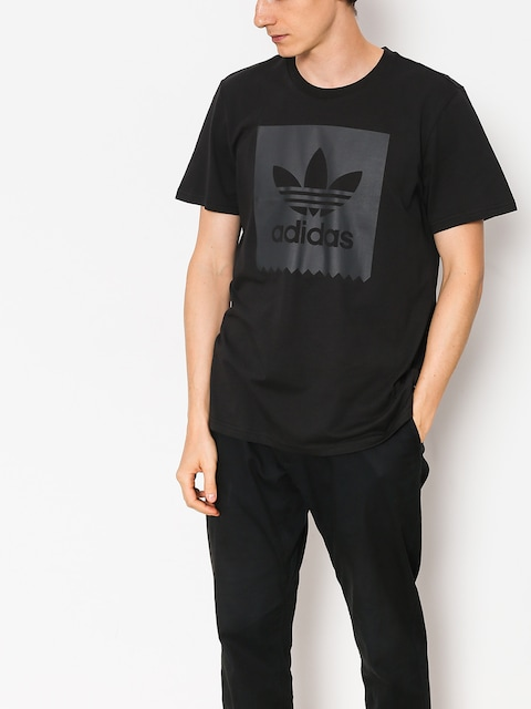 T-shirt adidas Solid Bb (black/carbon s18)