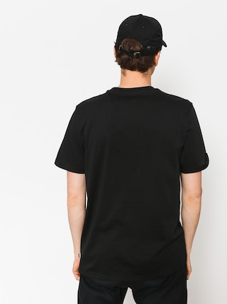 T-shirt adidas Camo Bb (black/camo print/collegiate orange)