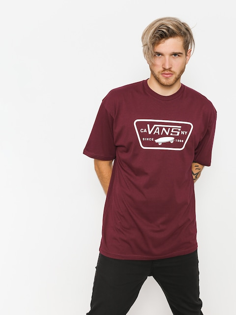 T-shirt Vans Full Patch