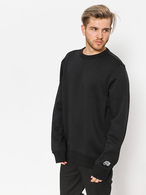 Bluza Nike SB Sb Crew Icon Essnl (black/black)