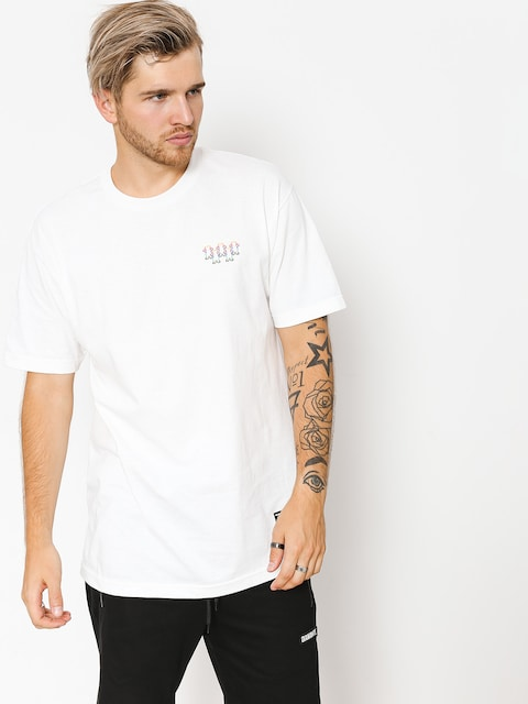 T-shirt Grizzly Griptape All Stars (white)