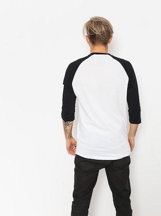 Koszulka Vans Full Patch Raglan 3/4 (white/black to)