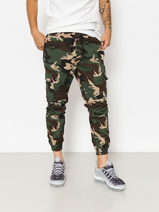 Spodnie Diamante Wear Rm Hunter Jogger (woodland camo)