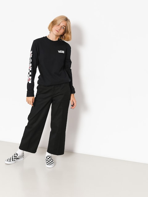 Spodnie Vans Authentic Wide Leg Wmn (black)