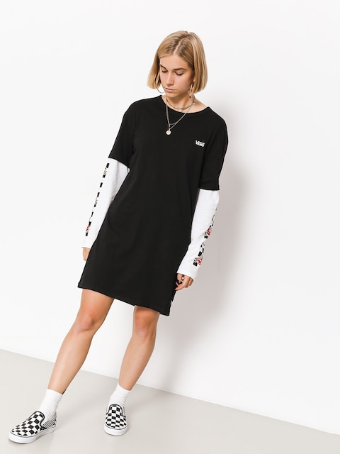 Sukienka Vans Break Time Twofer Dress Wmn