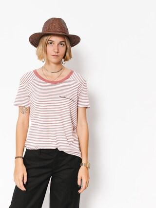 T-shirt Roxy Myfavoritethina Wmn (whitered rose thin s)
