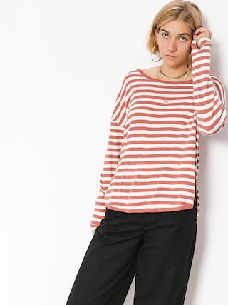 Longsleeve Roxy Curious Direction Wmn (whitered rose big si)
