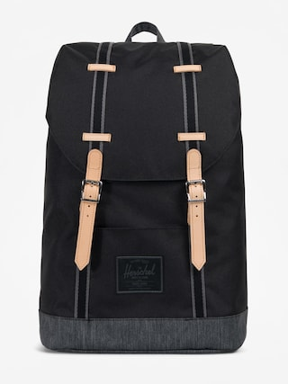Plecak Herschel Supply Co. Retreat (black/black denim)