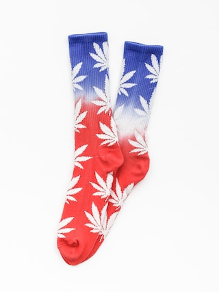 Skarpetki HUF Huf Plantlife Usa (red)