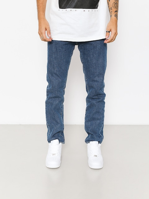 Spodnie Carhartt WIP Klondike (blue denim 12 oz/blue dark stone washed)