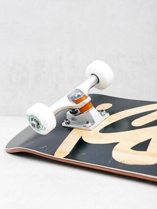 Deskorolka Mob Skateboards Tag Logo (black)