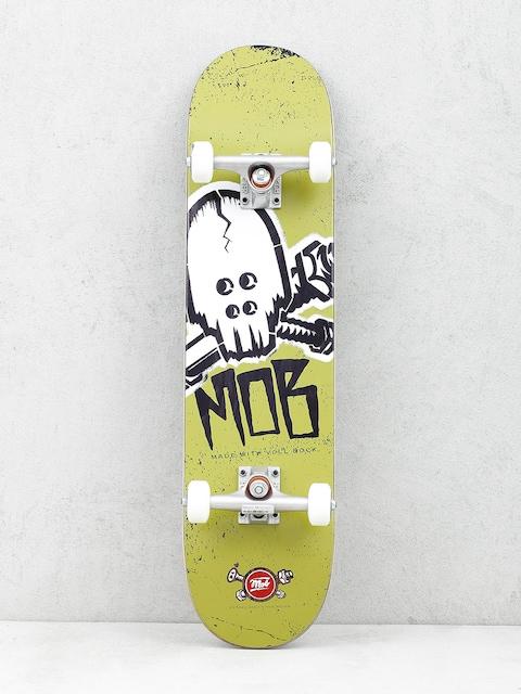 Deskorolka Mob Skateboards Skull Stencil