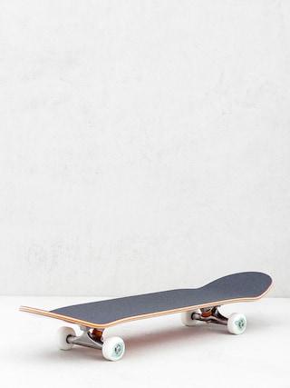 Deskorolka Mob Skateboards Tool Brush (burgundy/orange)