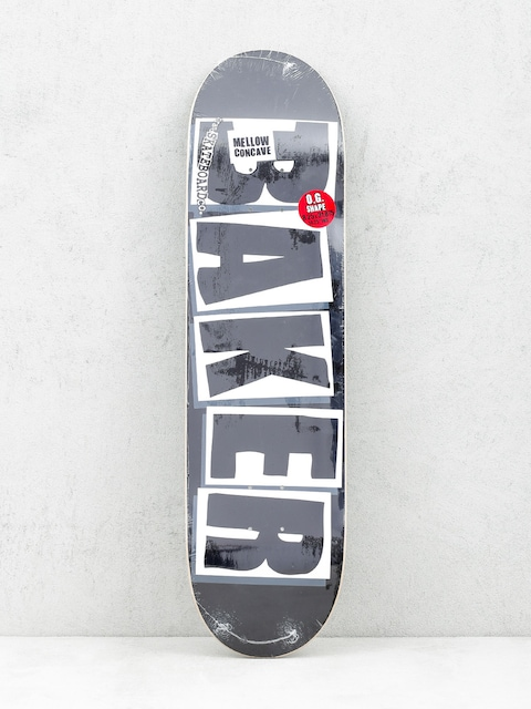Deck Baker Brand Logo (black/white)