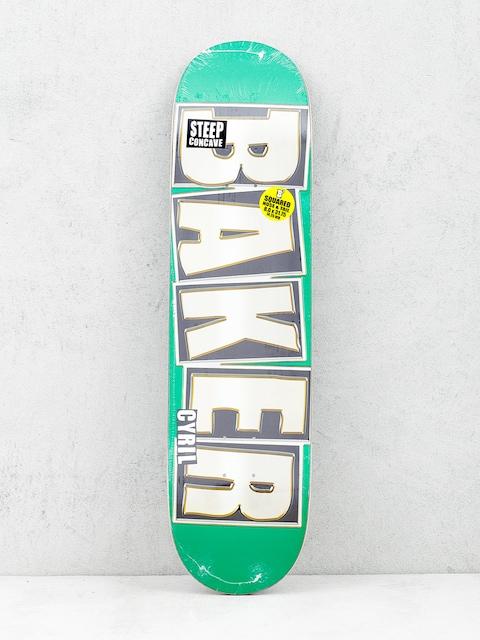 Deck Baker Brand Name (glitter green)
