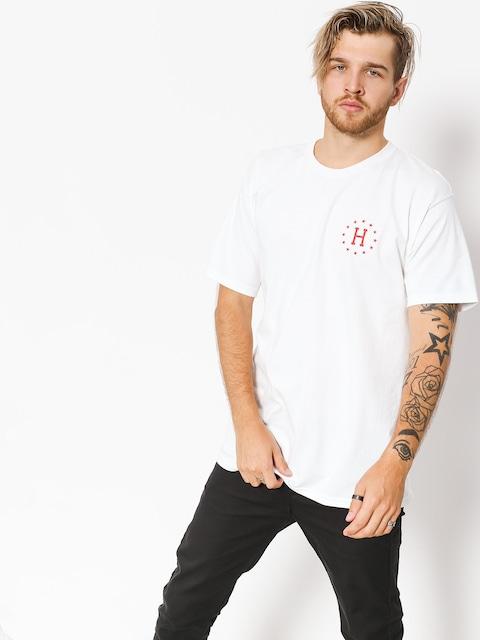 T-shirt HUF Classic Lips (white)