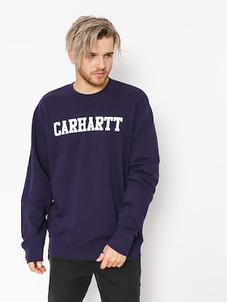 Bluza Carhartt WIP College (lakers/white)