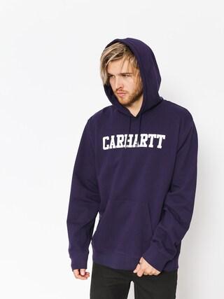 Bluza z kapturem Carhartt WIP College HD (lakers/white)