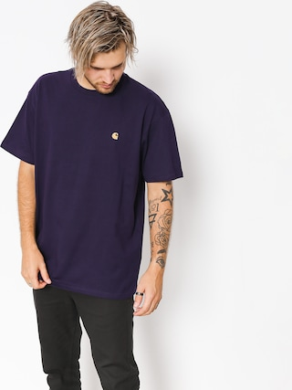 T-shirt Carhartt WIP Chase (lakers/gold)