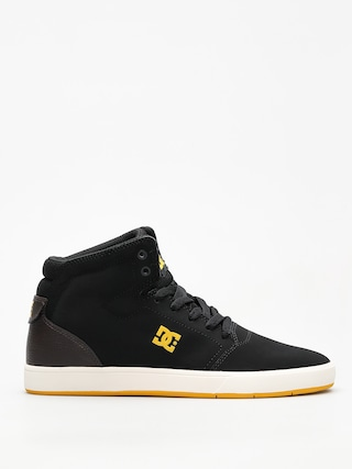 Buty DC Crisis High (black/brown/black)