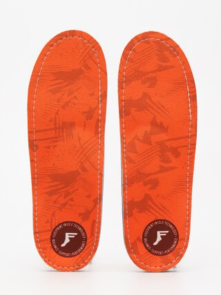 Wkładki Footprint Orthotic Insole (orange camo)