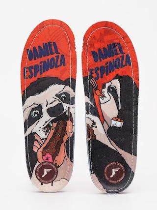 Wkładki Footprint Daniel Espinoza (orange)