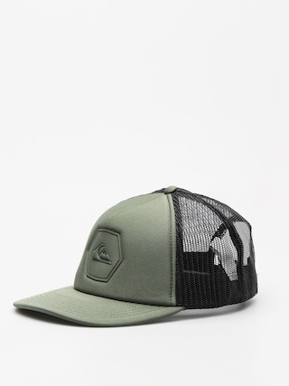 Czapka z daszkiem Quiksilver Pressington ZD (forest night)