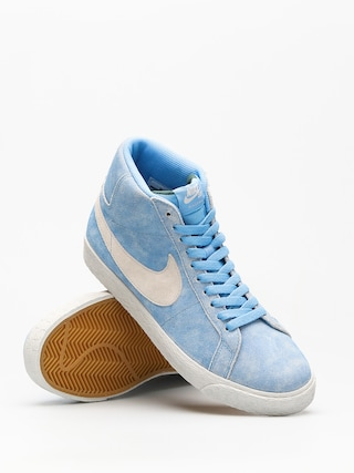 Buty Nike SB Sb Zoom Blazer Mid (university blue/light bone habanero red)