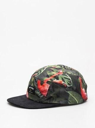 Czapka z daszkiem Malita Flamingo ZD (black brand)