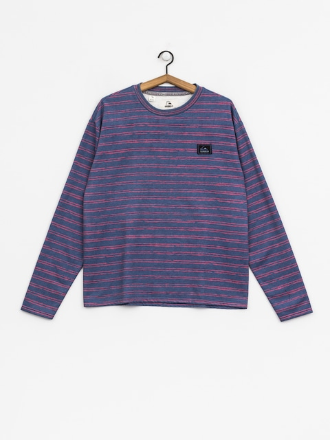 Bluza Quiksilver Early Faze (bijou blue origi stripe)