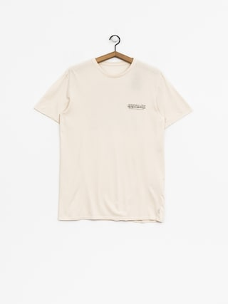 T-shirt Quiksilver The Original Mtnw (oatmeal)