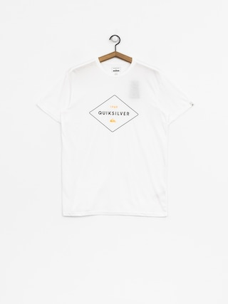 T-shirt Quiksilver Fluid Flow (white)