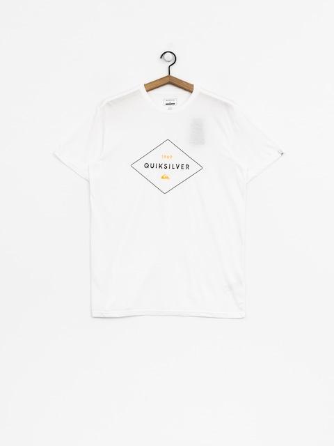 T-shirt Quiksilver Fluid Flow (white)