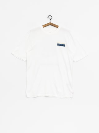 T-shirt Quiksilver Original Vortex (white)