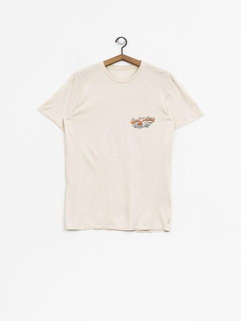 T-shirt Quiksilver Hot Sake (oatmeal)