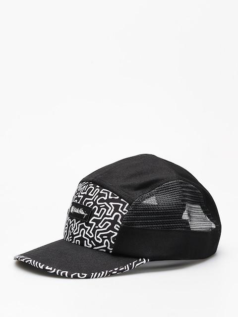 Czapka z daszkiem Element Kh ZD (black)