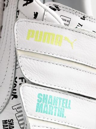Buty Puma Platform Trace Strap x SHANTELL MARTIN Wmn (puma white/puma)