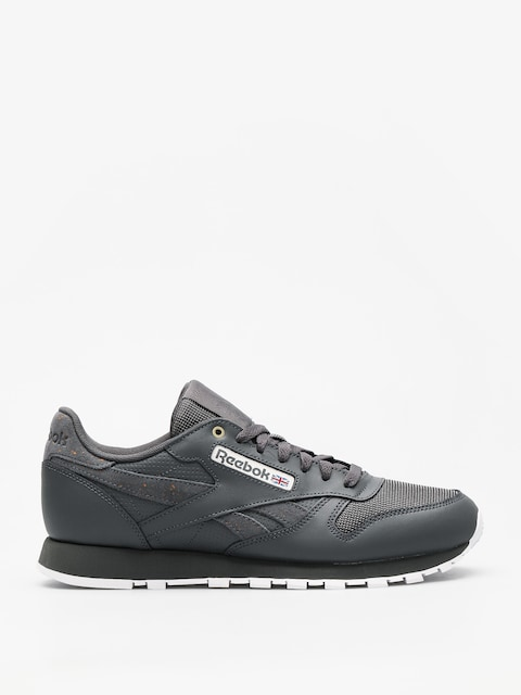Buty Reebok Cl Leather Mu (mc stealth/banana/white)