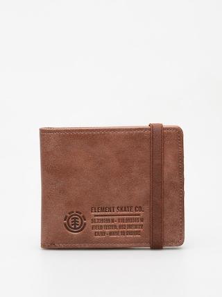 Portfel Element Endure L II (brown)