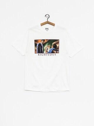 T-shirt DGK Righteous (white)