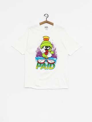 T-shirt DGK Paid (white)