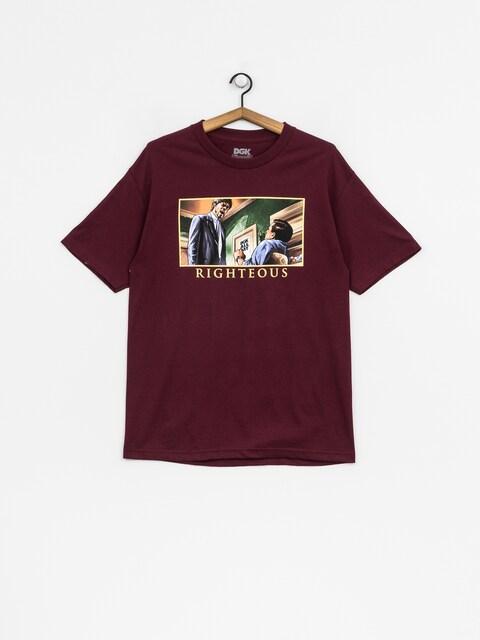 T-shirt DGK Righteous