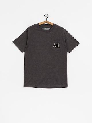 T-shirt Antihero Drphro Pkt (charcoal heather)