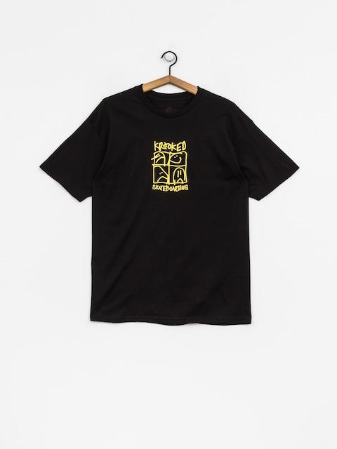 T-shirt Krooked Kd Ultra