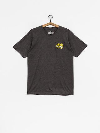 T-shirt Krooked Eyes (charcoal heather)