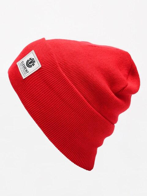 Czapka zimowa Element Dusk II Beanie A (fire red)