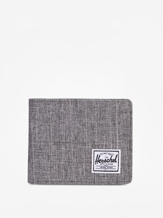 Portfel Herschel Supply Co. Roy Rfid (raven crosshatch)